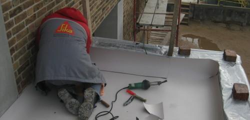 гидроизоляция пола балкона